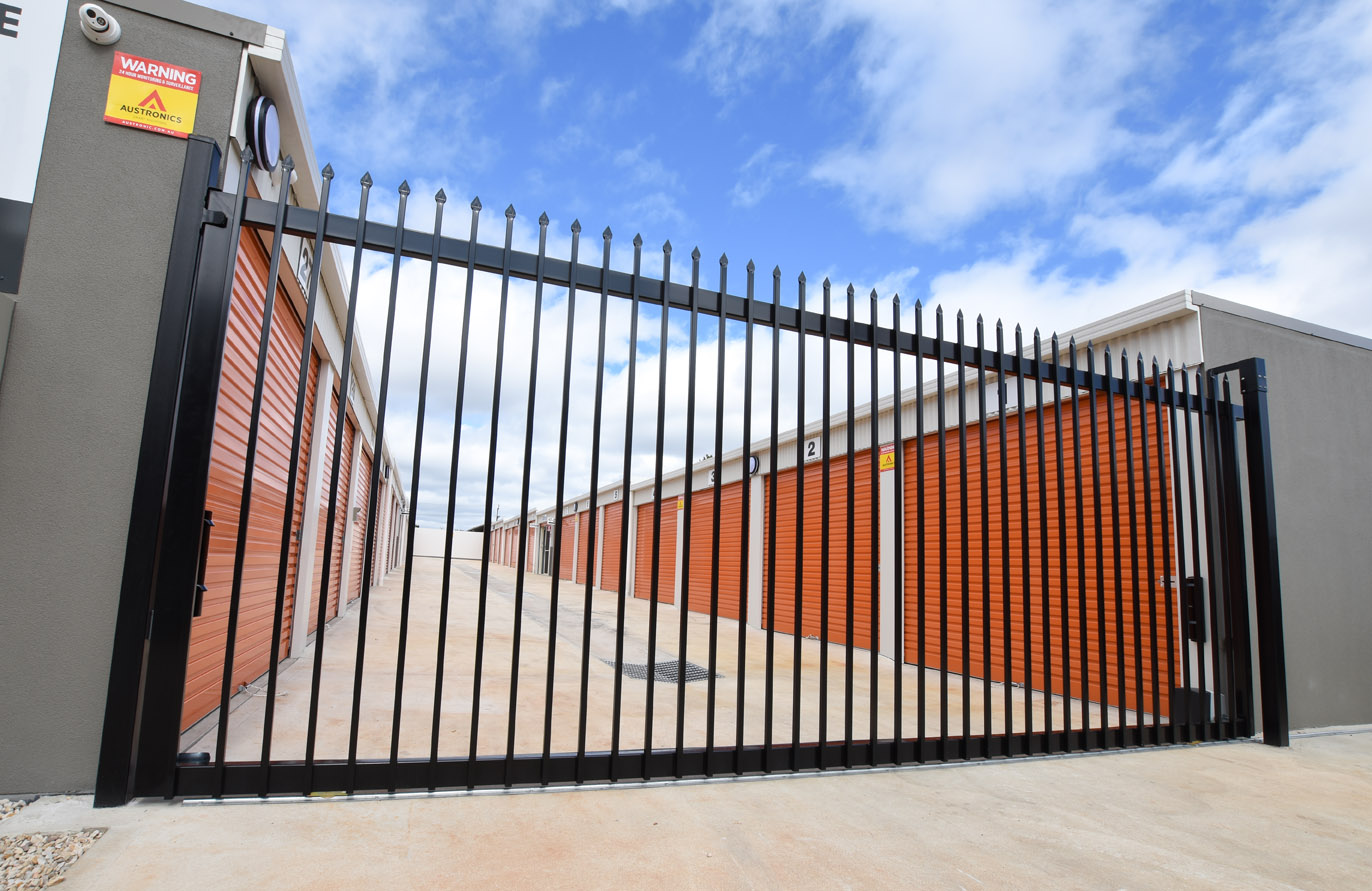 Secure Storage Facility Campbelltown