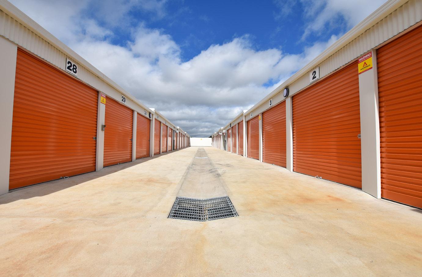 secure max storage facility